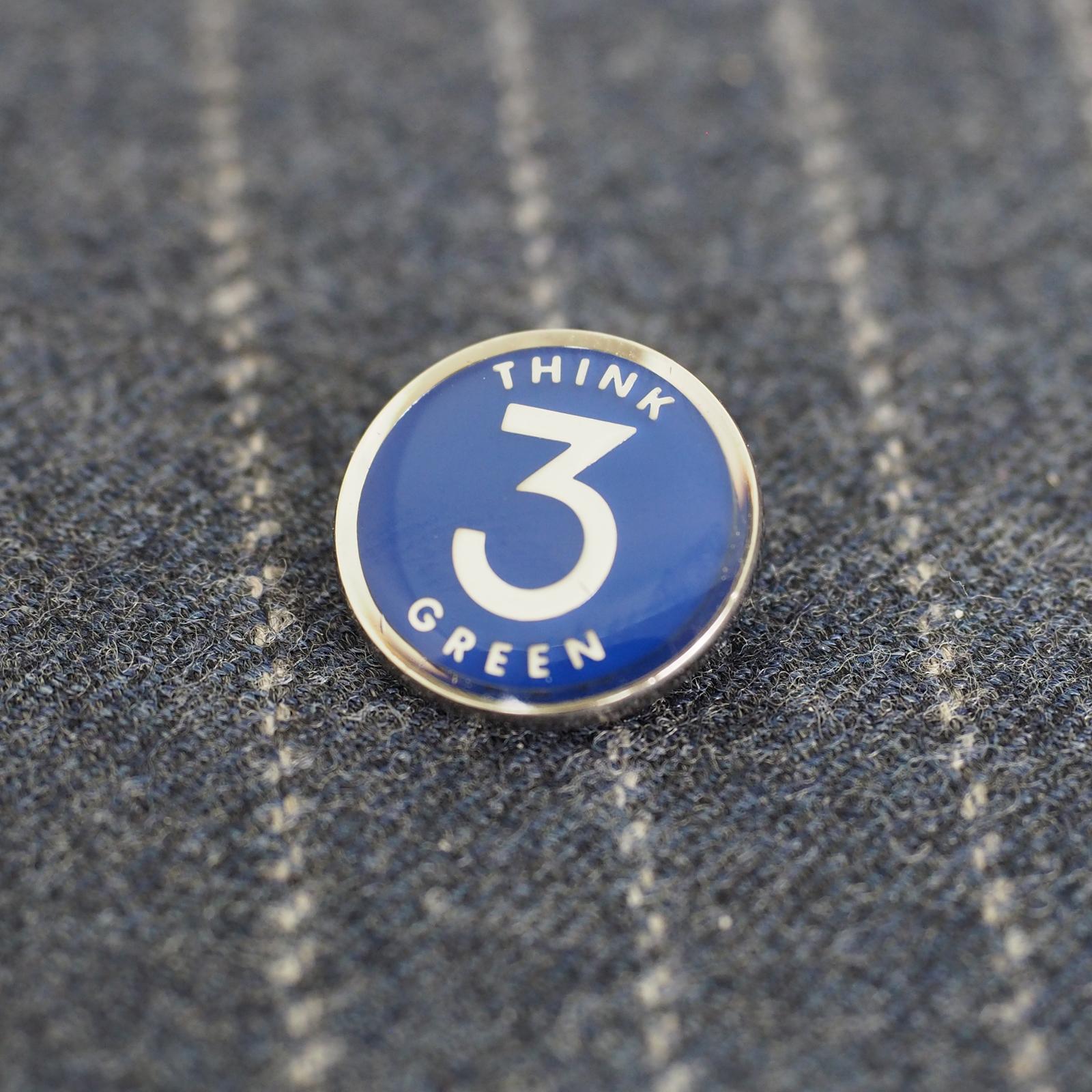 社章 複製 増刷 実物から制作 ランク分け 色分け ピンバッジ 加工 社章制作 オシャレ 徽章 襟章